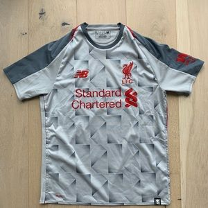 Authentic Official Liverpool FC Jersey 2018/19